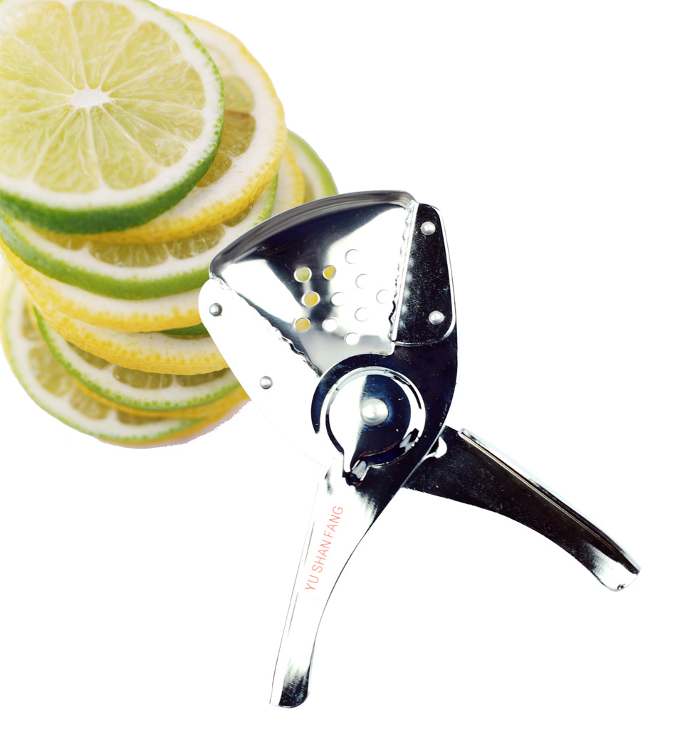 Steel Lemon Presser